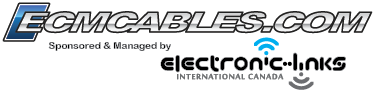 ECMCables.com Logo Sponsored by Electroinic-links.ca